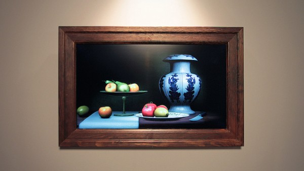 Scott Garner Interactive Still Llife