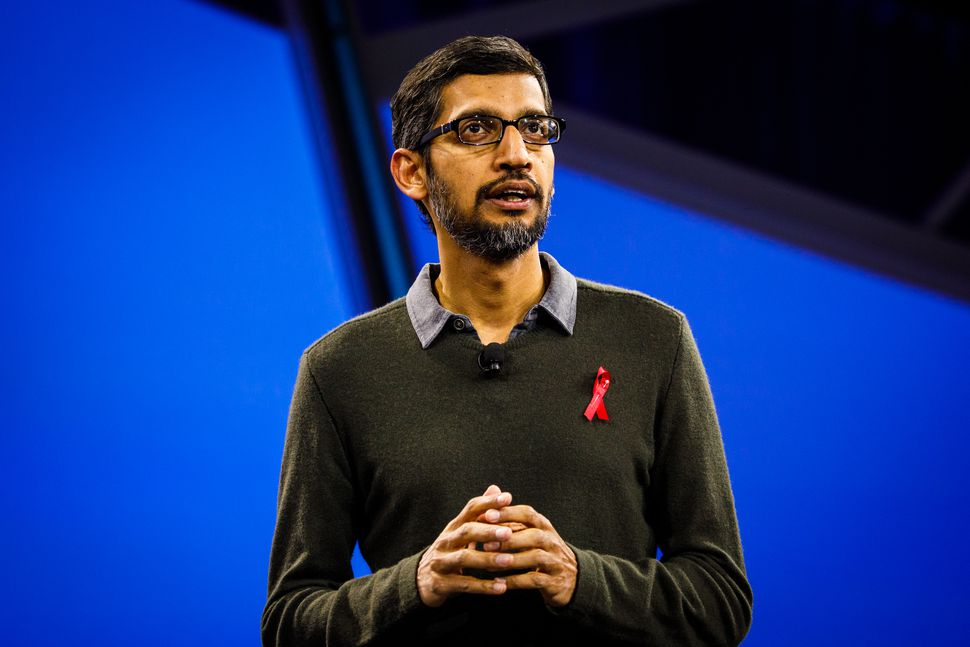 Google CEO Sundar Pichai plans private meeting with GOP lawmakers